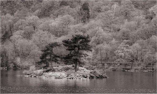 Ullswater Island by MalcolmM