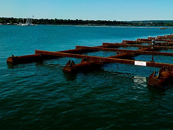 Randle Reef Locks by TimothyDMorton