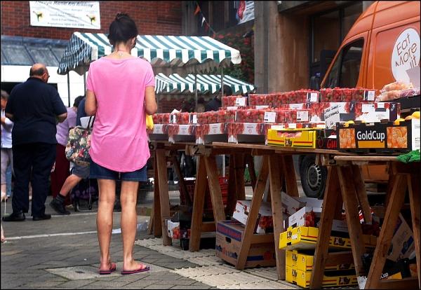 Market Legs by salopian