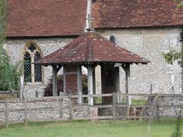 OLD CHURCH AT MEONSTOKE
