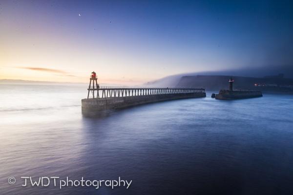 Whitby Sunrise by jeronius