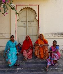 Rajasthani women ...
