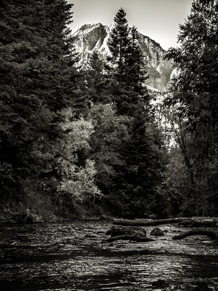 Autumn\'s River by mlseawell