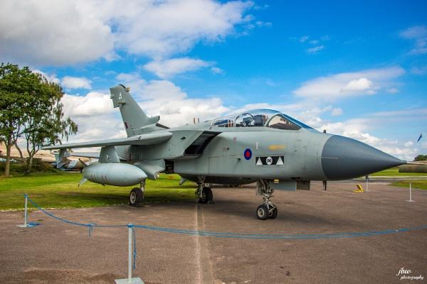 Panavia Tornado GR4 by Jodyw17
