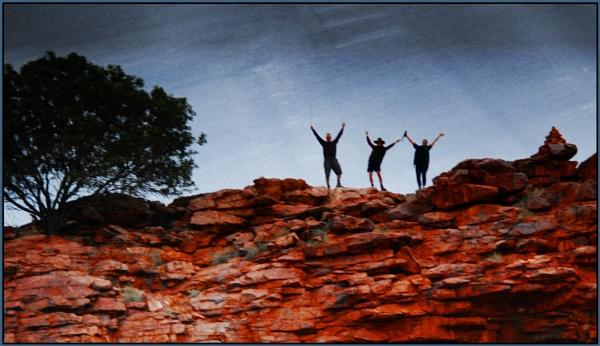 Horrah from the Top by Jocelia