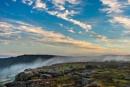 Mist in Curbar Gap by DalesLass