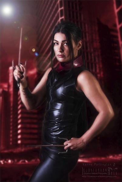 Elektra by KennyP