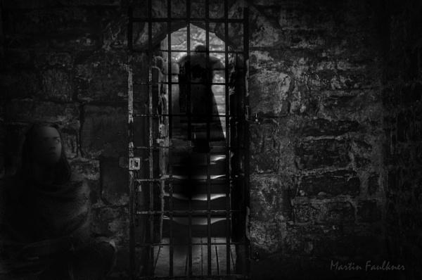 Ghostly Gaoler by martfaulkner
