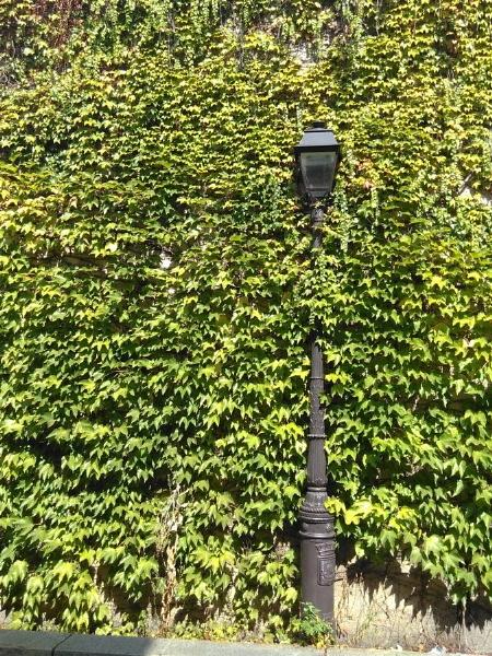 street lamp by jeakmalt