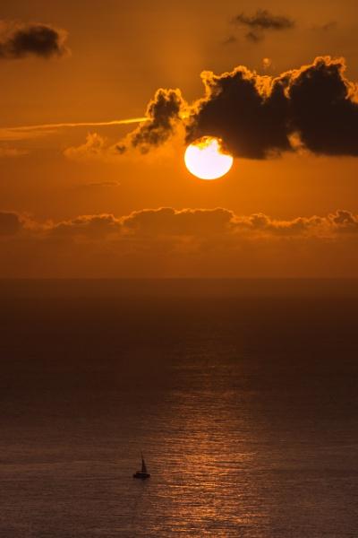 Ibiza Sunset by Legend147