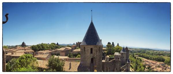 Carcassonne by Owdman