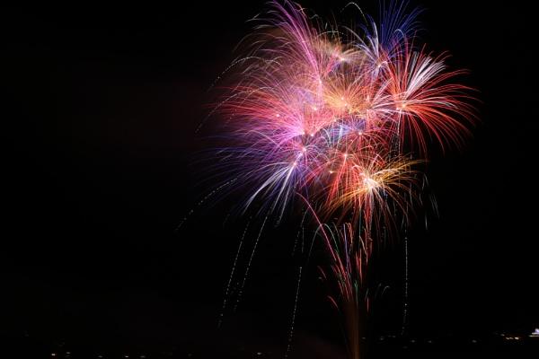 Fireworks by muscdan