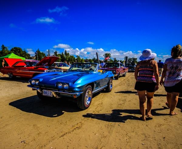 Corvette by CalebCaronPhoto