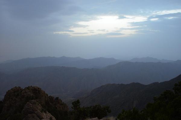 Al Soda Mountain, Abha, Saudi Arabia by faisalzeben