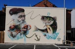 Blackpool Mural