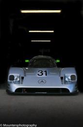 Sauber Mercedes Benz C11