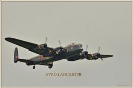 AVRO LANCASTER MANSBRIDGE SOUTHAMPTON