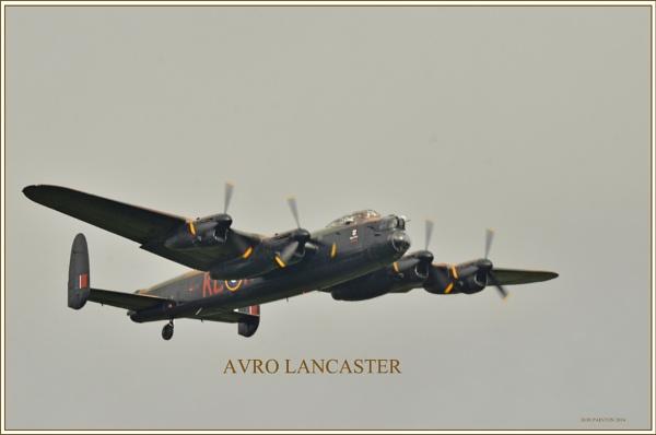 AVRO LANCASTER MANSBRIDGE SOUTHAMPTON by bobspicturebox