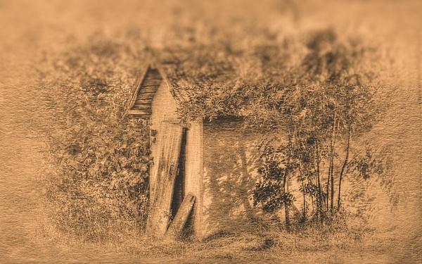 Cabin. by NotLostinFrance