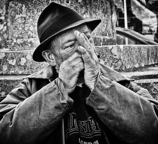 The Harmonicist by MartinWait