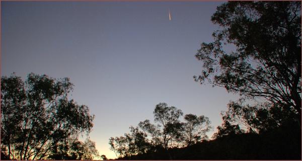 Star Flight in the Outback by Jocelia