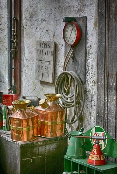 Garage clutter. by Garry1956