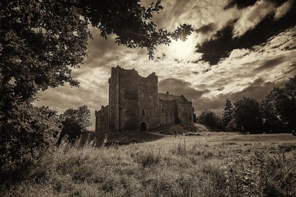 Doune Castle by kaybee