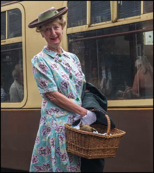 Excursion by Train by bwlchmawr