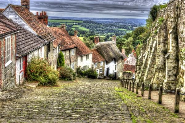 Shaftesbury, Dorset by LinBrennan