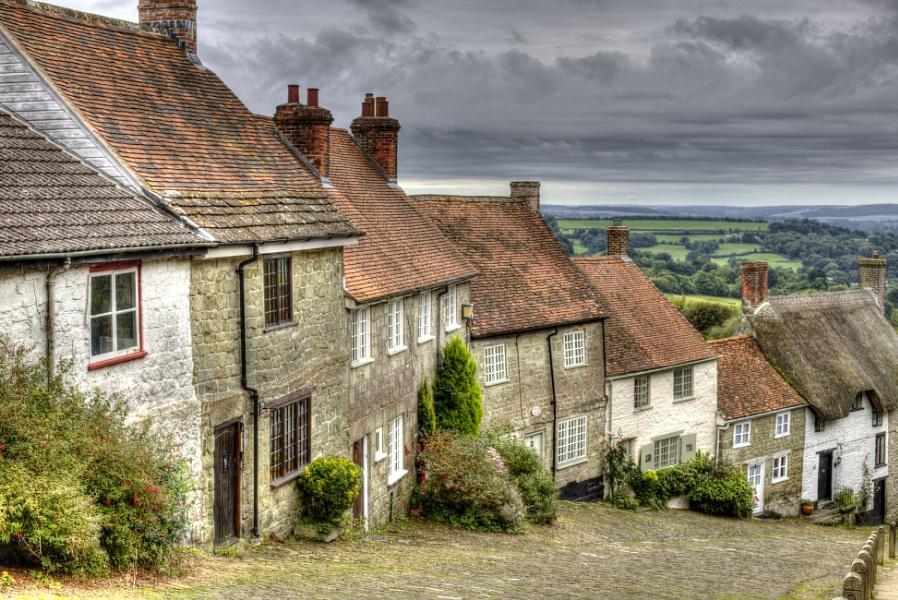 Shaftesbury Gold Hill,Dorset