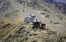 Leh Palace,{Leh} India 3