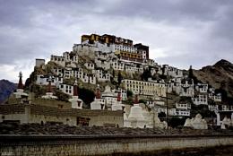 Thikse Monastery {Leh} India
