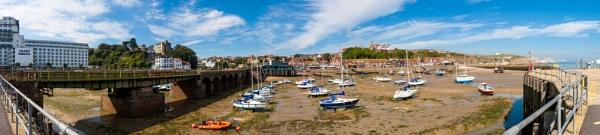 Folkestone Harbour by CharingPaul
