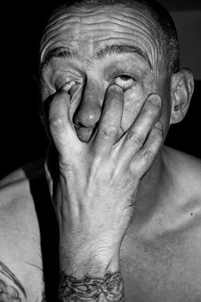 Sick of what my eyes see by Madoldie