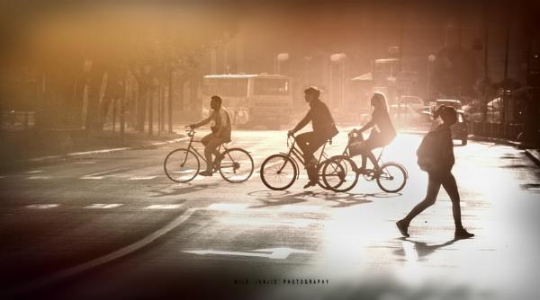 Urban scene VI by MileJanjic