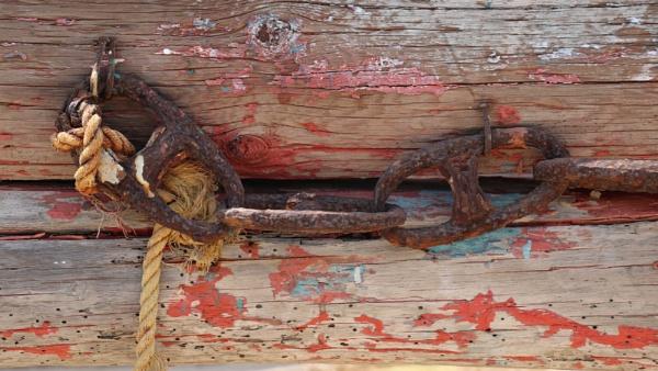 Boatyard bits by jocas