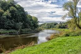 Wansbeck Riverside Park, Ashington, Northumberland
