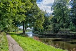 Wansbeck Riverside Park, Ashington, Northumberland 2