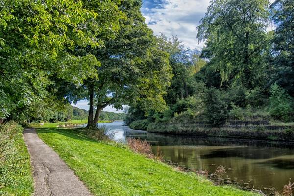 Wansbeck Riverside Park, Ashington, Northumberland 2 by wrighty76