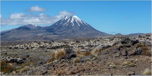 Mount Ngauruhoe by Leedslass1