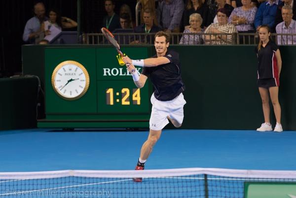 Davis Cup Tennis by kfjmiller