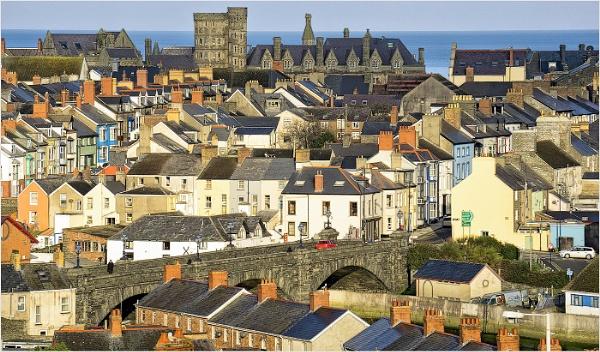 Aberystwyth, Wales by GeoffDoncaster18