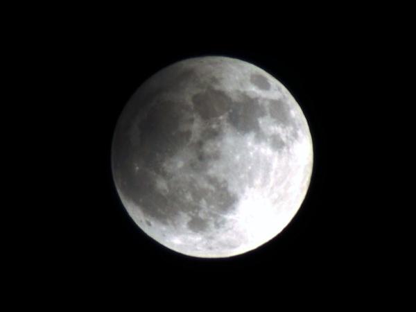 Moon by faisalzeben