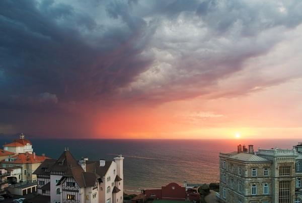Storm approaching by sevenseas