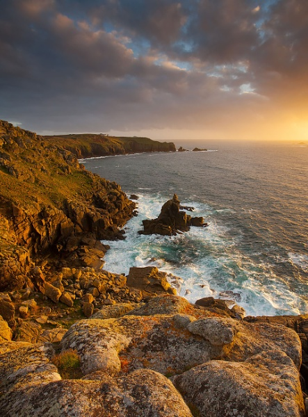 A Cornish Sunset by martin.w