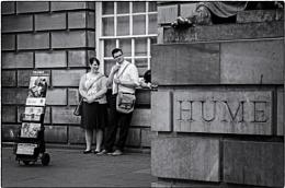 A wee Edinburgh story