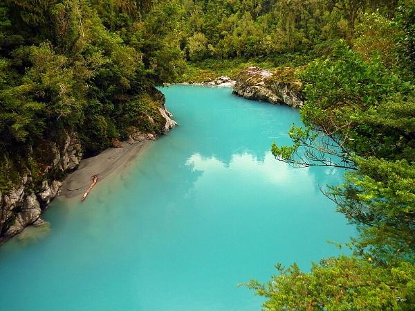 Hokitika Gorge 4 by DevilsAdvocate