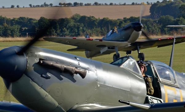 Spitfires by G_Hughes