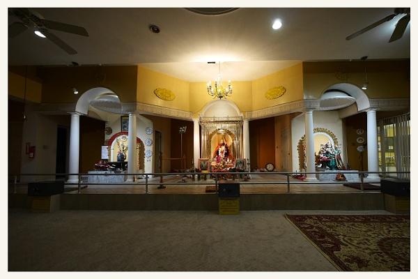 Kalibari  by prabhusinha