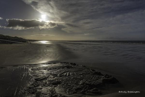 Pendine Sands wales by andybebbs
